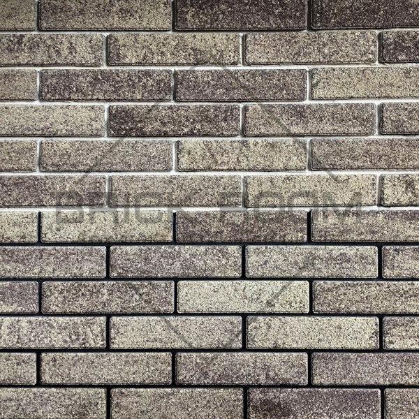 """Облицовочный кирпич Brick Premium коллекция """"Алькантара"""" гранит"""