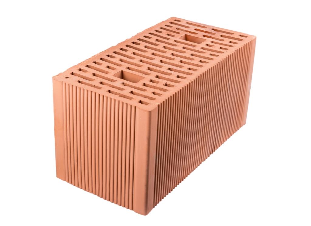 Блоки керамические 400*200*200