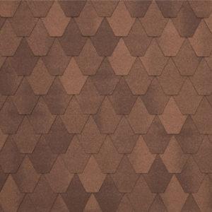 ЛЕМЕХ коричневый с отливом
