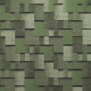 АЛЬПИН зелёный с отливом