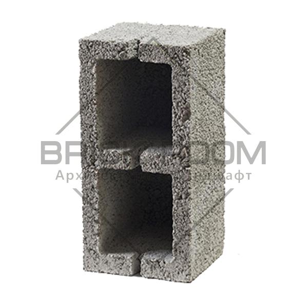 Купить керамзитовые 2-х пустотные блоки в Краснодаре