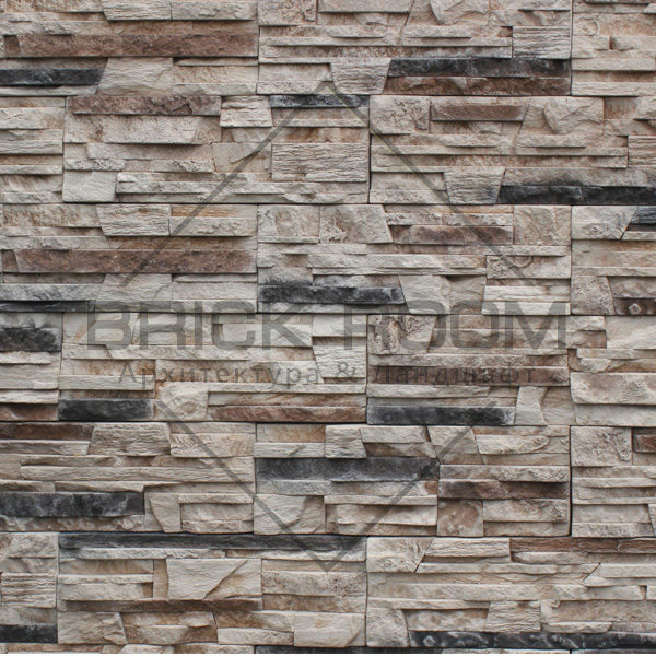 Декоративный камень Каскада 350-30