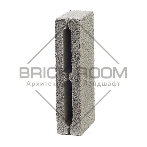 Купить керамзитобетонные 2-х пустотные перегородочные блоки в Краснодаре