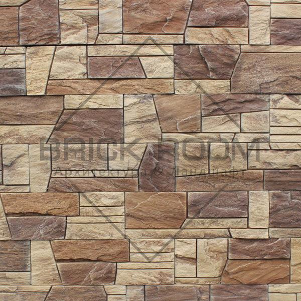 Декоративный камень Инверно Декоративный камень Памир 340-50