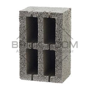 Керамзитобетонный блок 390Х190Х250