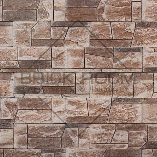 Декоративный камень Инверно Декоративный камень Памир 341-30