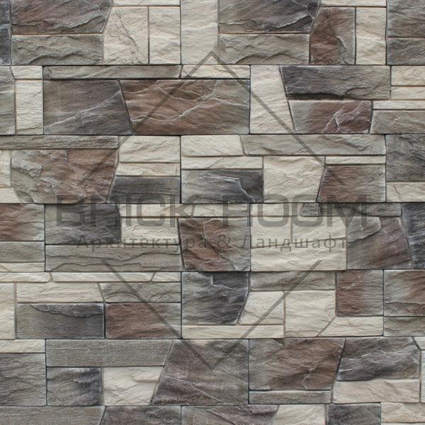 Декоративный камень Инверно Декоративный камень Памир 341-90