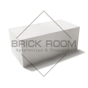 Газобетонный стеновой блок ГРАС D350 (600*250*300 мм.)