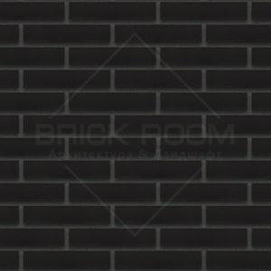 Клинкерный кирпич Palautec Черный обсидиан - Obsidian Black
